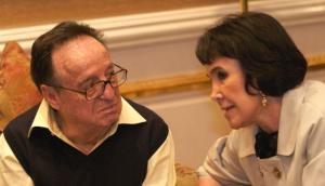 Florinda Meza sorprende con revelación sobre Chespirito [VIDEO]