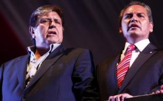 """Omar Quesada: """"El Apra no está blindando a Alan García"""""""
