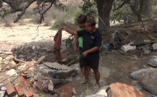 El drama de las víctimas de los huaicos [VIDEO]