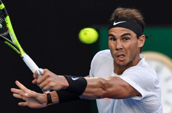 Las mejores fotos del partidazo entre Federer y Nadal