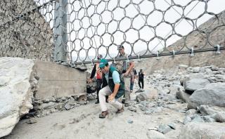 Huaicos en Lima: crece el riesgo en quebradas de Chosica