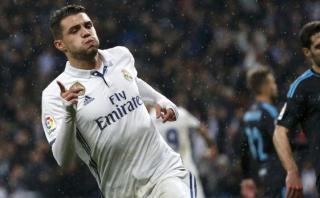 Real Madrid: asistencia de Cristiano Ronaldo y gol de Kovacic