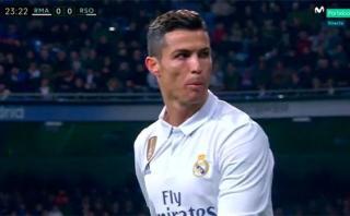 Cristiano Ronaldo insultó a hinchas que lo pifiaron [VIDEO]