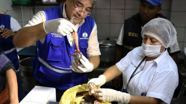 Municipalidad de Lima cerró 4 cevicherías del Mercado Central