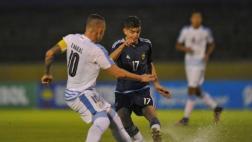 Uruguay goleó 3-0 a Argentina por el Hexagonal Final [VIDEO]