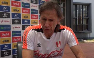 """""""Farfán y Vargas están más cerca de la selección que antes"""""""