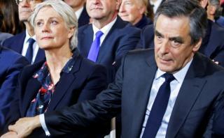 Esposa de Fillon recibió millonario sueldo en empleos ficticios