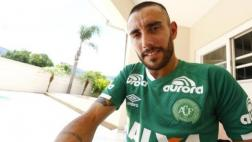Chapecoense: se confirmó que Alan Ruschel jugará en mayo