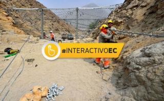 Huaicos en Lima: Barreras pueden ceder ante robo de piezas