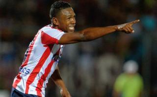 Ex Alianza Atlético debutó en la Libertadores con este golazo