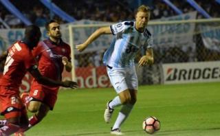 Atlético Tucumán empató 2-2 contra El Nacional por Libertadores