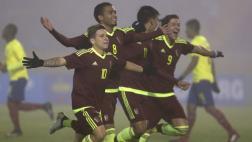 Ecuador perdió 4-2 ante Venezuela por Sudamericano Sub 20