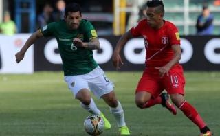FIFA rechazó apelación de Bolivia por caso de jugador Cabrera