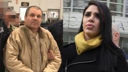 El Chapo: Su esposa no podrá visitarlo en la prisión de EE.UU.