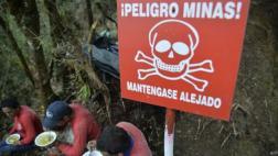 Colombia: Pueblos desminados sueñan caminar libres por senderos