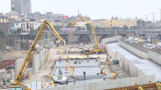 Línea Amarilla: fisuras y filtraciones en túnel bajo río Rímac