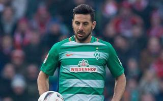 Claudio Pizarro: Bremen espera pronta recuperación del peruano