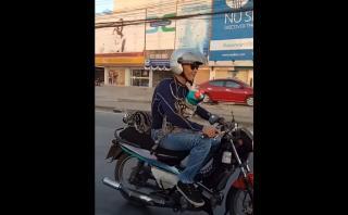 """Los """"gatos moteros"""" son la sensación en Tailandia"""
