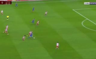 Barcelona: la genial jugada de Messi y el gol de Luis Suárez