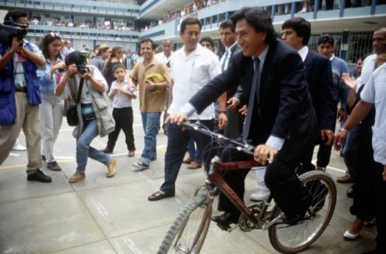 Toledo: de opositor a Fujimori a acusado por corrupción [FOTOS]