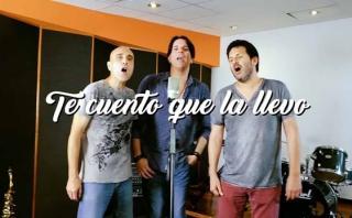 Así se trabajó la nueva canción de Pedro Suárez Vértiz [VIDEO]