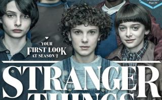 """""""Stranger Things"""" revela en nueva imagen el look de Eleven"""