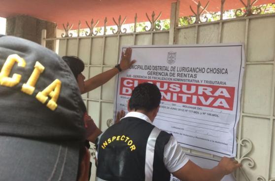 Chosica: cierran local de rehabilitación tras muerte de mujeres