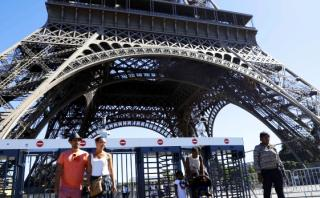 La Torre Eiffel estará blindada con un muro antibalas