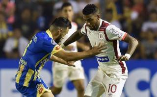 Universitario eliminado de Libertadores: cayó 3-0 ante Capiatá