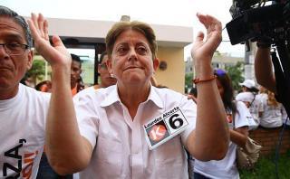 Alcorta: El que luchó contra Fujimori terminó de la misma forma