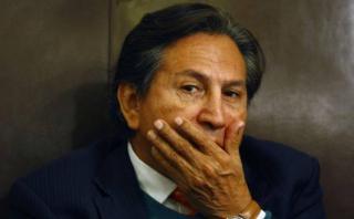 Gobierno ofrece S/ 100.000 por la captura Alejandro Toledo