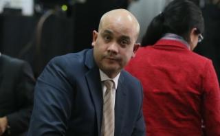 Eduardo Roy Gates ya no será abogado de Nadine Heredia