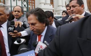 Gobierno ofrece S/ 100.000 por Toledo y estos otros procesados