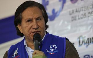 EE.UU. evita comentar sobre situación de Alejandro Toledo