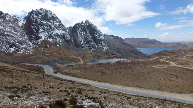 En auto: Viaje a Ticlio entre las 10 mejores rutas del mundo