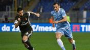 Milan empató 1-1 ante Lazio en el Estadio Olímpico por Serie A