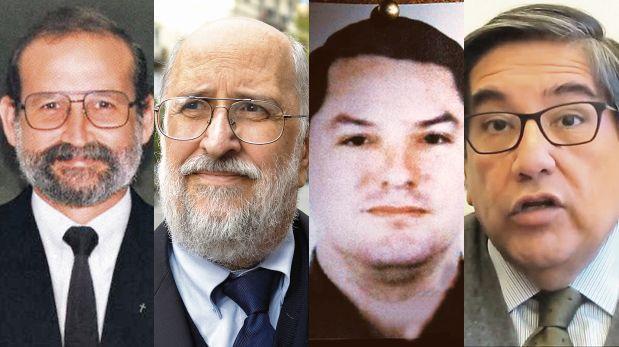 Sodalicio: ¿Quiénes son los 4 presuntos agresores sexuales?