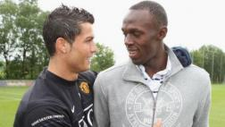 Usain Bolt: por esta razón es un gran admirador de Cristiano