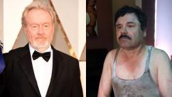 Ridley Scott filmará en España película inspirada en El Chapo