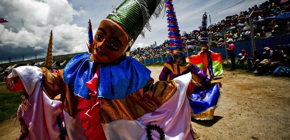 """Muestra de """"El Comercio"""" retrata los carnavales"""