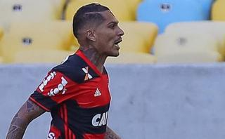Paolo Guerrero: Flamengo busca renovar su contrato hasta 2018