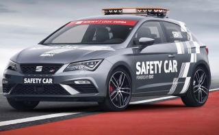 Seat León Cupra: el nuevo safety car del Mundial de Superbikes
