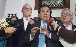 Gobierno elige extradición como camino para retorno de Toledo