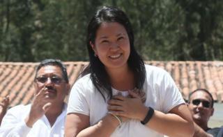 Becerril: Keiko seguirá visitando zonas afectadas por lluvias