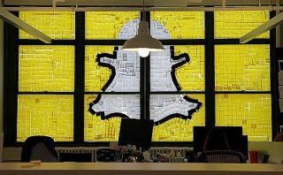 Snap busca valoración de 18.500 millones de dólares en la bolsa