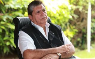 Alan García propone núcleos ejecutores por El Niño costero