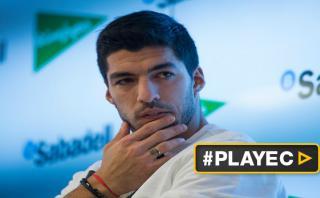 """Barcelona: Súarez quiere """"hacer historia"""" remontando al PSG"""