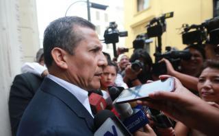 Sheput y Velásquez Quesquén responden a las críticas de Humala
