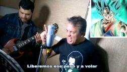 """Lanzan versión en español del nuevo tema de """"Dragon Ball Super"""""""