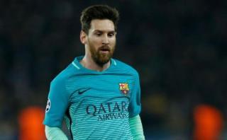 Lionel Messi: Manchester City ofrecería 100 millones de libras